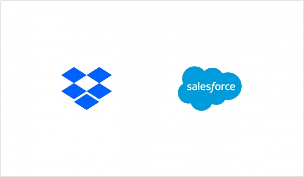 Dropbox implemented deeper integration with Salesforce