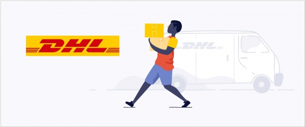 Shopify integrates with DHL Express