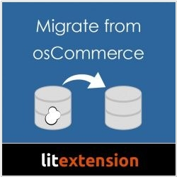 OsCommerce to Magento migration tool is available