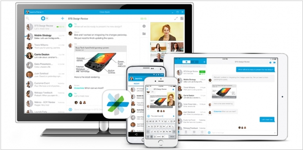 Cisco morphs Spark into Webex