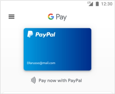 PayPal integrates with Gmail and other Google services