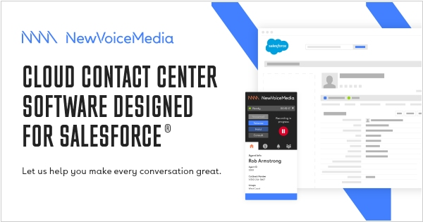 Vonage acquired cloud-based contact center startup NewVoiceMedia