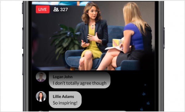 LinkedIn rolls out video livestreaming service for business