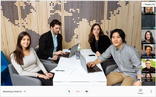 how to record a google hangouts video call