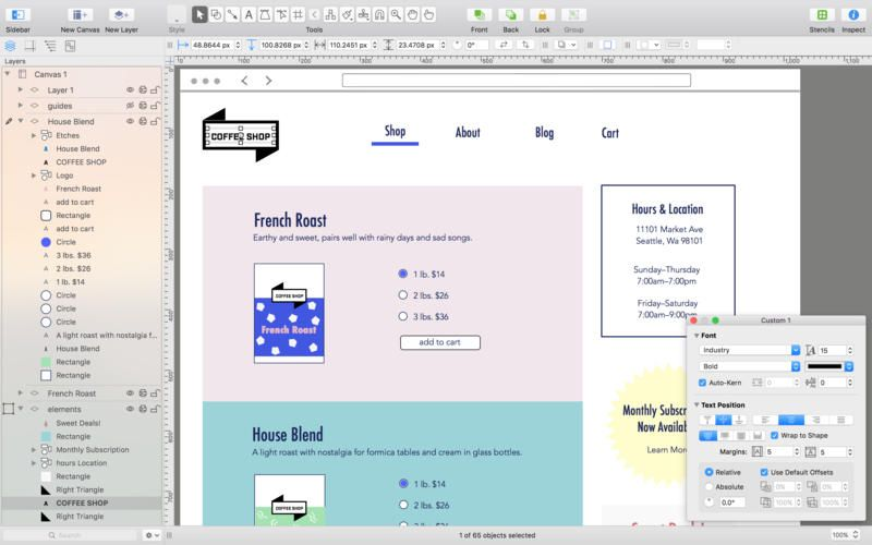 Top 5 balsamiq mockups alternatives keeping lines connected to shapes even when theyre moved and magically organizing diagrams with just one click create flow charts ccuart Choice Image