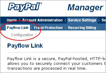 Payflow Payment Gateway allows to accept credit cards online using your  merchant account. A payment gateway links your website to your processing  network ...