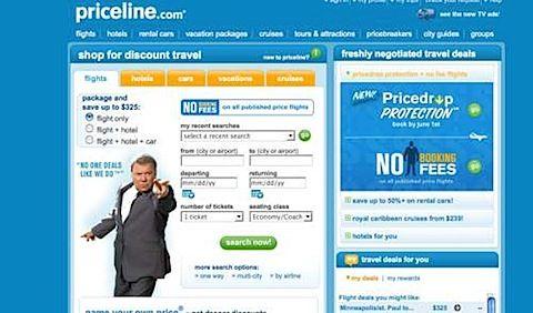 a discussion of pricelinecom and expediacom