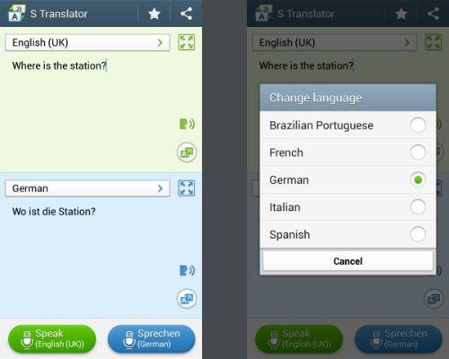 English To Italian Translator Google: Google Translate Vs S Translator. The Best Online Translators