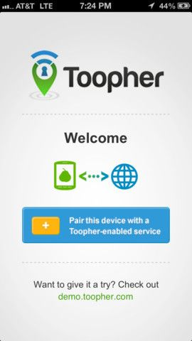 Toopher