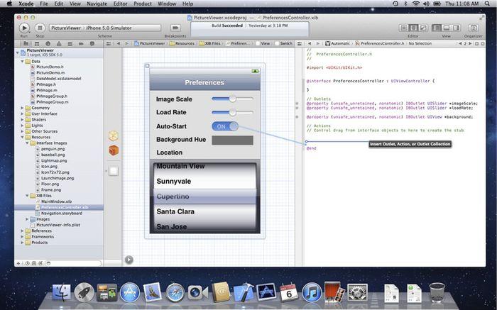 X Code Building Apps