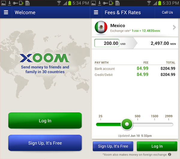 Online Money: Xoom Online Money Transfer