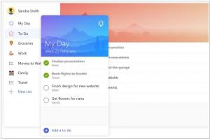 Microsoft To-Do